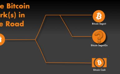 Bitcoin, arriva la scissione del nuovo fork Segwit2X