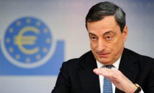 BCE non sorprende. Tassi invariati, crescita più moderata. In calo il cambio euro/dollaro