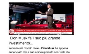 Elon Musk Investe in Bitcoin Code. Truffa o verità?