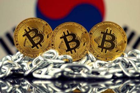 bitcoin della corea del sud