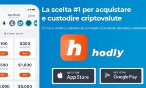 Investire su criptovalute con Holdy
