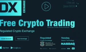 DX.Exchange lancia uno scambio di criptovalute basato sulla tecnologia di mercato NASDAQ