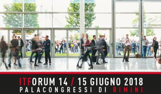 ITForum 2018. Il mondo del trading e degli investimenti si ritrosa a Rimini il 14-15 Giungo