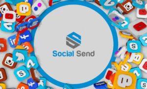 Social Send progetto social decentralizzato