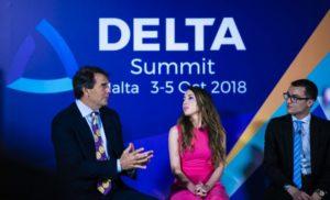 La leggenda della Silicon Valley Tim Draper e il Primo Ministro di Malta lanciano il Summit DELTA 2018
