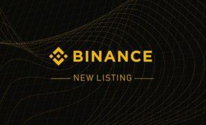 Binance aggiunge la criptovaluta Nebulas (NAS) al suo exchange con la possibilità di scambiarla con Bitcoin e Ethereum