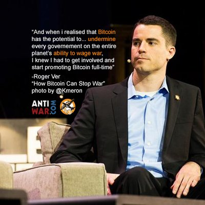 Roger Ver supports BCH in the Bitcoin vs. Bitcoin Cash debate.